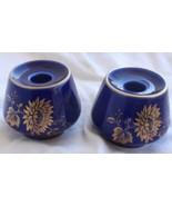 Beautiful decorative candle holders Bavaria Germany - $35.00