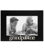 Malden Grandpa and Me Expressions Frame, 4 by 6... - $12.99