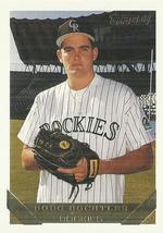 1993 Topps Gold #523 Doug Bochtler  - $0.50