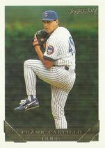 1993 Topps Gold #533 Frank Castillo  - $0.50