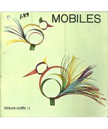 Mobiles Pattern Booklet Play Crafts Baby Infant Nursery Leisure Crafts 13 - $9.98