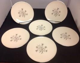 "Lenox ""Princess"" X516 Set of 6 - 6 3/8"" Bread Plates - $17.42"