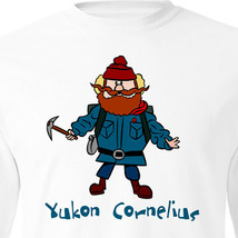 Yukon Cornelius Christmas long sleeve t-shirt Rudolph Santa Hermey the Elf image 2