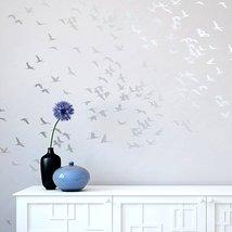 Flock of Cranes Stencil - Wall Stencils for DIY Decor - $44.95