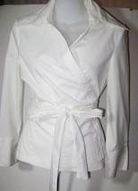 Women's Wrap Around Blouse Worthington Stretch - $14.99