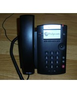 Polycom VVX 201 HD 2-Line VOIP Office Phone VVX201 - $44.66