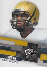 Jordan Matthews 2014 Press Pass Rookie Card #31 - $0.99