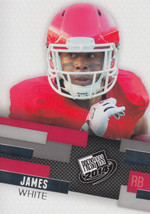 James White 2014 Press Pass Rookie Card #49 - $0.99
