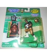 Ricky Williams 1999 2000 Starting Lineup Football Action Figure Hasbro E... - $10.75