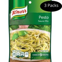 Knorr Pesto Sauce Mix 3 Packs 0.5 Oz Each Exp 05/03/2022 - $12.95