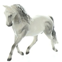 Hagen Renaker Specialty Horse Spanish Andalusian Ceramic Figurine on Base image 1