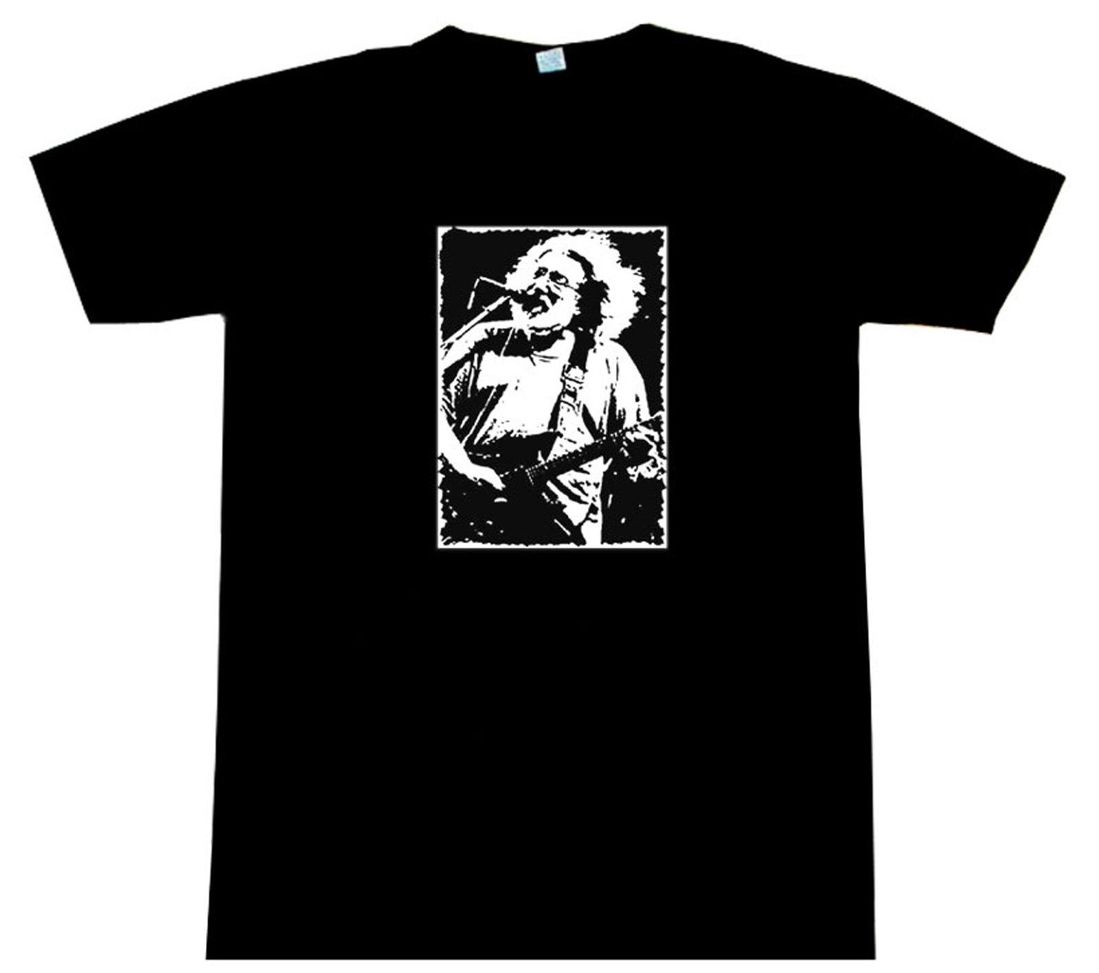 Jerry Garcia Tee-Shirt T-Shirt