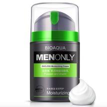 Skin Care Men Deep Moisturizing Oil-control Face Cream Hydrating Ageless Wrinkle image 1
