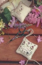 In My Garden Scissor Fob kit cross stitch Shepherd's Bush - $24.00