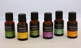 Pack of 15 ml Pure Natural Essential Oils With Health Benefits Mood Lifting - $13.86+