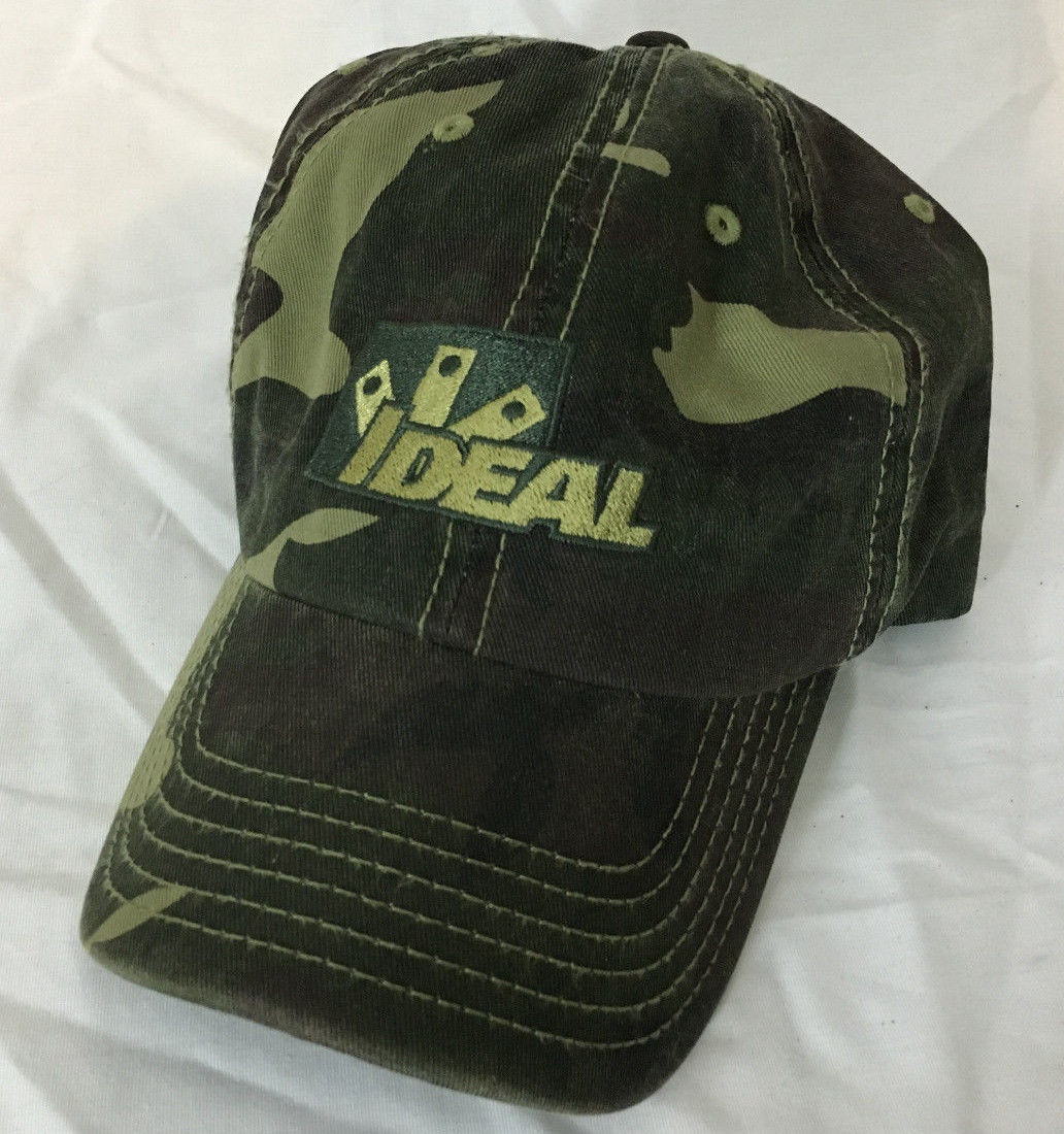 cheaper 74a8d 0e458 Ideal Camouflage Baseball Cap Hunting Otto Collection 100% Cotton  Adjustable -  19.99