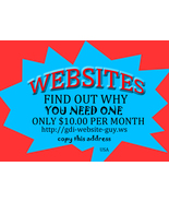 WEBSITES for sale - $0.00