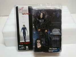 The Crow Eric Draven Cult Classics Hall of Fame figure NECA 2006 action Brandon  - $49.50