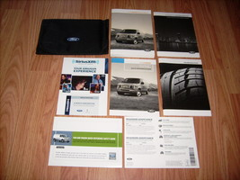 2013 Ford E-Series Owners Manual EXCELLENT 02595 - $28.95