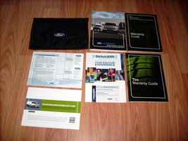 2012 Ford E-Series Owners Manual 02600 - $29.95
