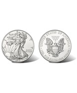 Liberty .999 Pure Silver One Troy Ounce 2013 Round Coin - £22.74 GBP