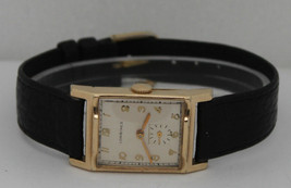 Vintage Longines Hand-Winding Gold Filled Silver Dial Watch - $435.38