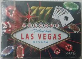 FABULOUS LAS VEGAS Playing Cards, 777, Brand New - $4.95