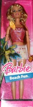 Barbie Doll - Beach Fun Barbie - $28.95