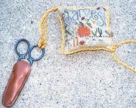 Harvest Scissor Fob kit cross stitch Shepherd's Bush - $24.00