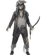Barco Fantasma Ghoul Disfraz, Disfraz de Halloween, Pecho 107cm-112cm, H... - $81.60