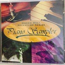 Piano Sampler [Audio CD] Stan Whitmire and David Huntsinger - $5.06