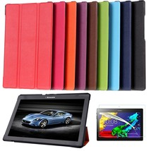 NEW Tri-fold PU Leather Case Protect Cover Shel... - $11.99