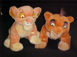 "16"" Talking Kovu And Kiara Interacts One Anothe... - $93.49"