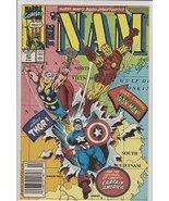 The Nam # 41 (Comic) [Comic] [Jan 01, 1990] - $3.69