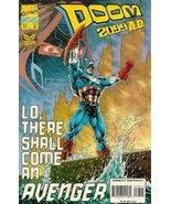 Doom 2099 #33 [Comic] [Sep 01, 1995] Warren Ellis - $3.69