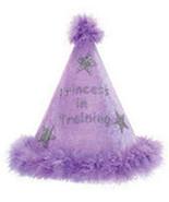 Princess in Training Hat-Lavender  - $5.00
