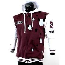 Skater hoodie jacket by SCIFEN long sleeve hoody jacket Skater Jacket XL... - $36.09