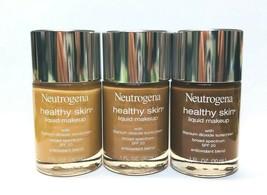 Neutrogena Healthy Skin Liquid Makeup ~ Choose Your Shade Brand New  - $11.63