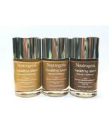 Neutrogena Healthy Skin Liquid Makeup ~ Choose Your Shade Brand New - $6.93+