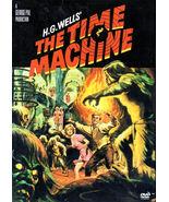 HG Wells The Time Machine (1960) DVD - $7.95