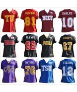 Winston Salem Women's Football Jersey Womens College Football Jersey S-3... - $54.15