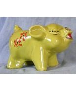 Vintage Piggy Planter Vase - $5.99