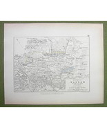 BELGIUM Wagram & Environs + Napoleon battle of ... - $18.79
