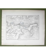 FRANCE Craonne & Environs + Napoleon Battle of ... - $18.79
