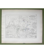 FRANCE Montmirail & Environs + Napoleon Battle ... - $18.79