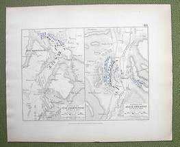FRANCE Fere Champenoise & Environs + Battle of ... - $18.79