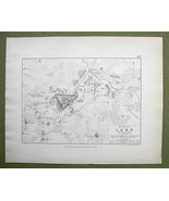 FRANCE Laon & Environs + Napoleon Battle of 181... - $18.79