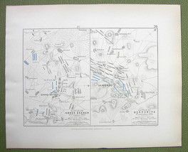 GERMANY Dennewitz & Environs + Napoleon Battle ... - $18.79