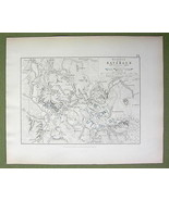 GERMANY Katzbach & Environs + Napoleon Battle o... - $18.79