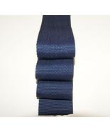 "Webbing, 2"" Inch Wide Blue Polypropylene Sold By-The-Yard 36"" Uncut Lengths - $1.19"